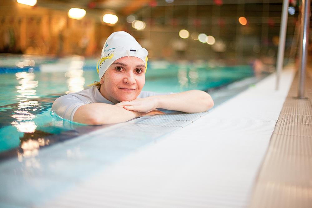 Instruktor pływania - Alicja