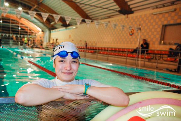 Instruktor pływania - Janek