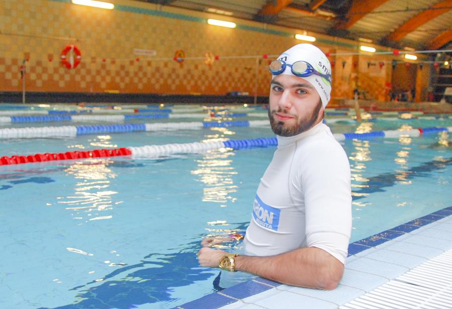 Instruktor pływania - Bartek
