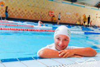 Agnieszka - instruktor pływania