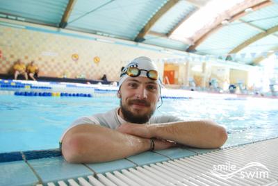 Instruktor pływania - Kamil