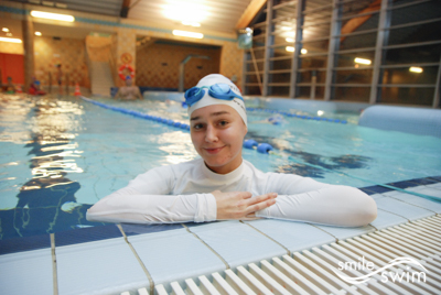 Instruktor pływania - Karolina