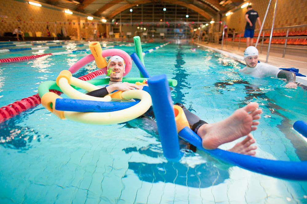 Instruktor pływania Smile-Swim - Marcin
