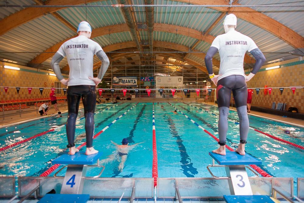 Szkoła pływania Smiel-Swim - bracia założyciele