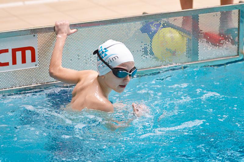 Korzystne efekty pływania dla dzieci