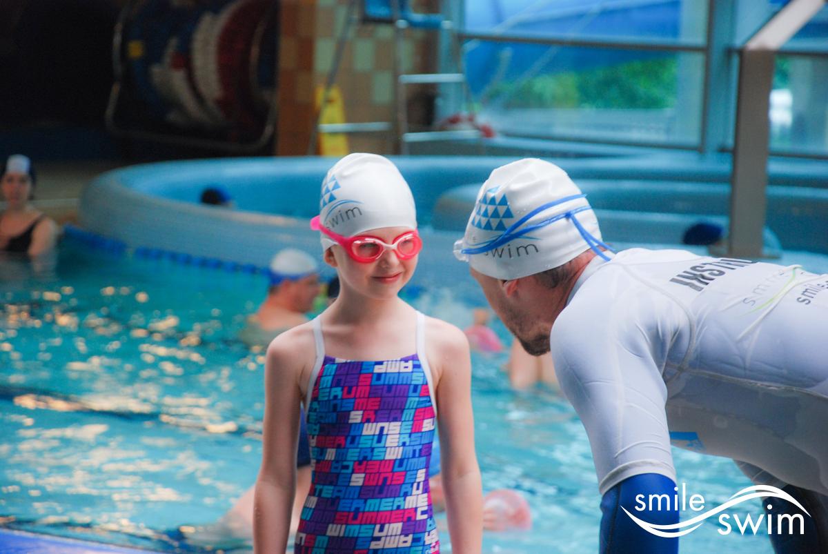 Zawody pływackie dla najmłodszych