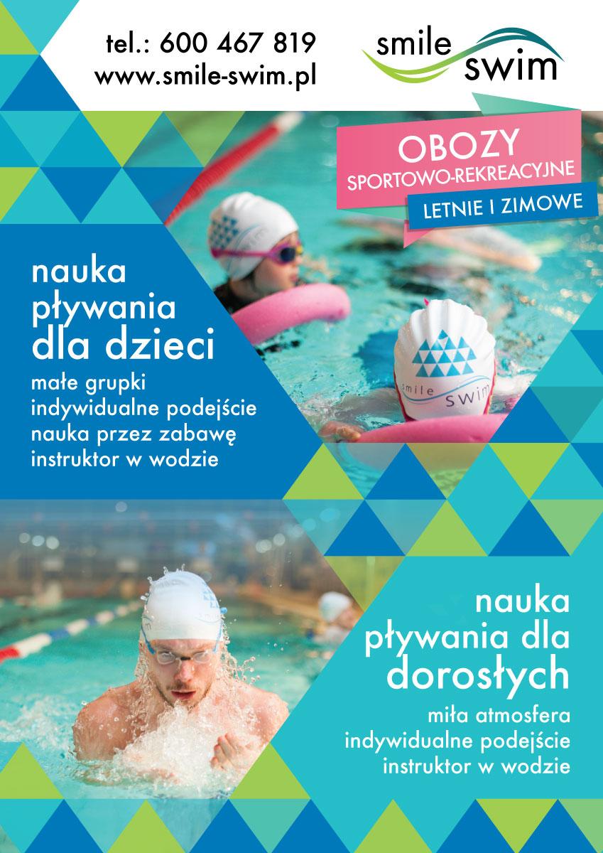 Nauka pływania Warszawa - oferta