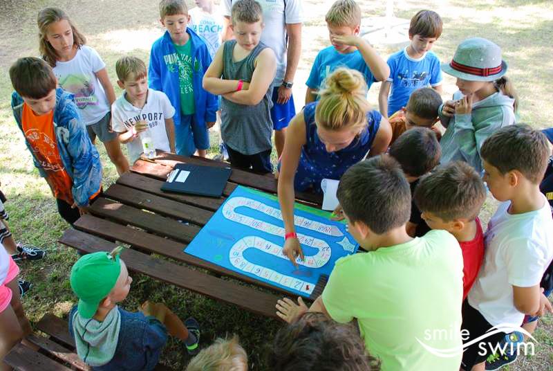 Gra terenowa - obóz młodzieżowy