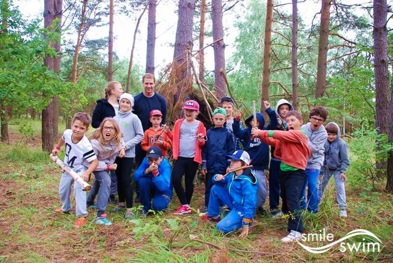 Obóz sportowy Serwy 2015