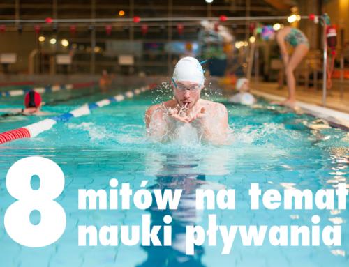 Nauka pływnia – 8 mitów