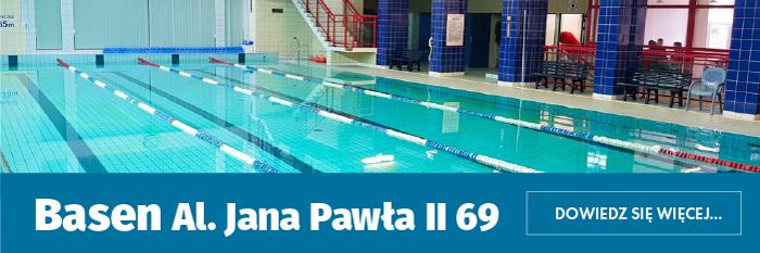Nauka pływania na basenie Al. Jana Pawła II 69