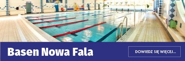 Nauka pływania na basenie Grzybowska 35A