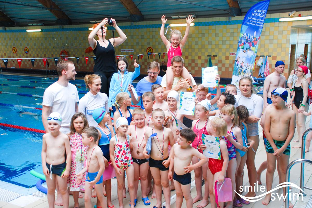 Zawody pływackie 2016!