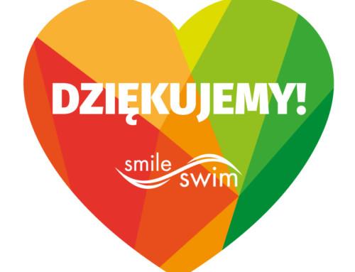 Dziękujemy za wspólny rok nauki pływania!