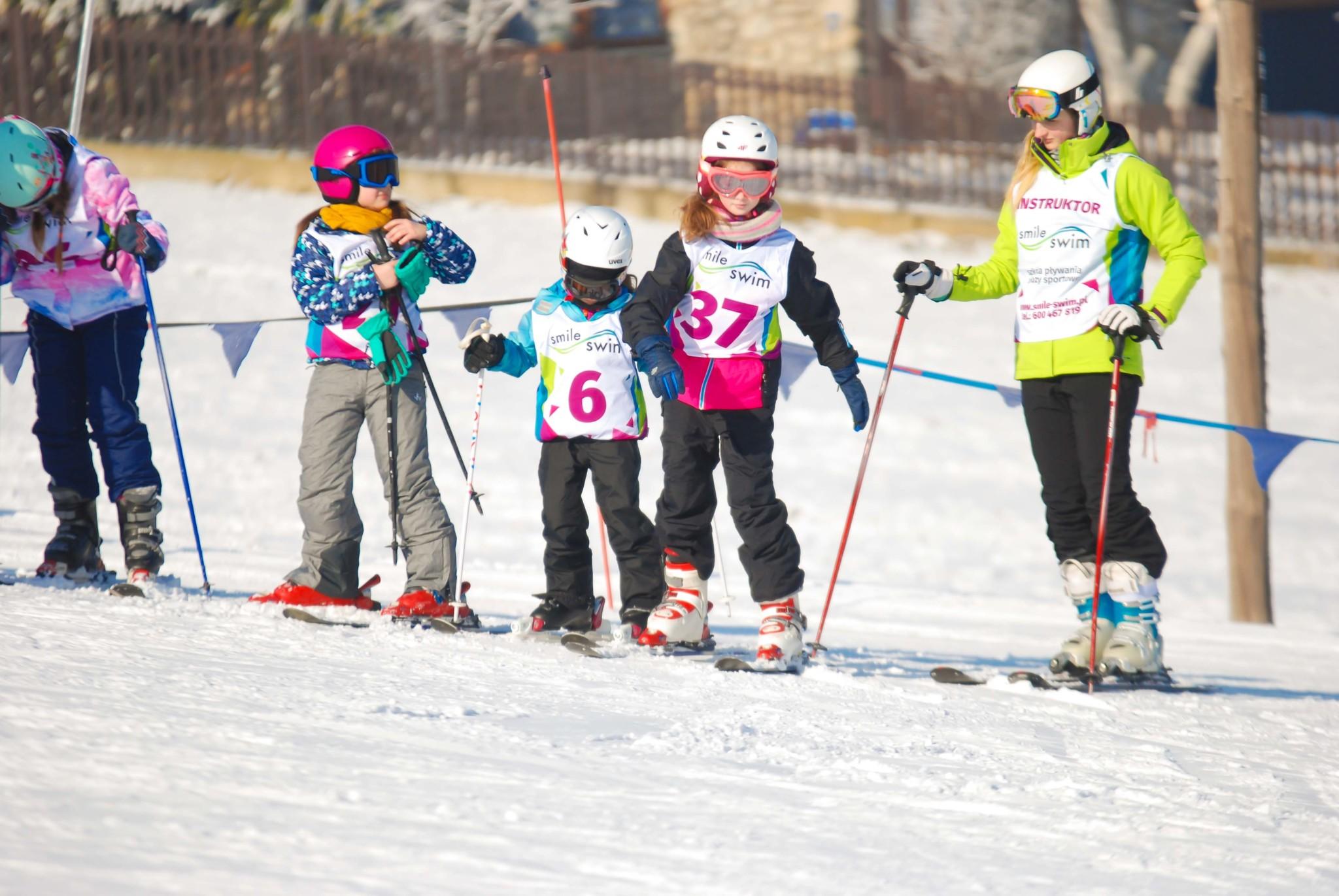 Ferie - grupa narciarska