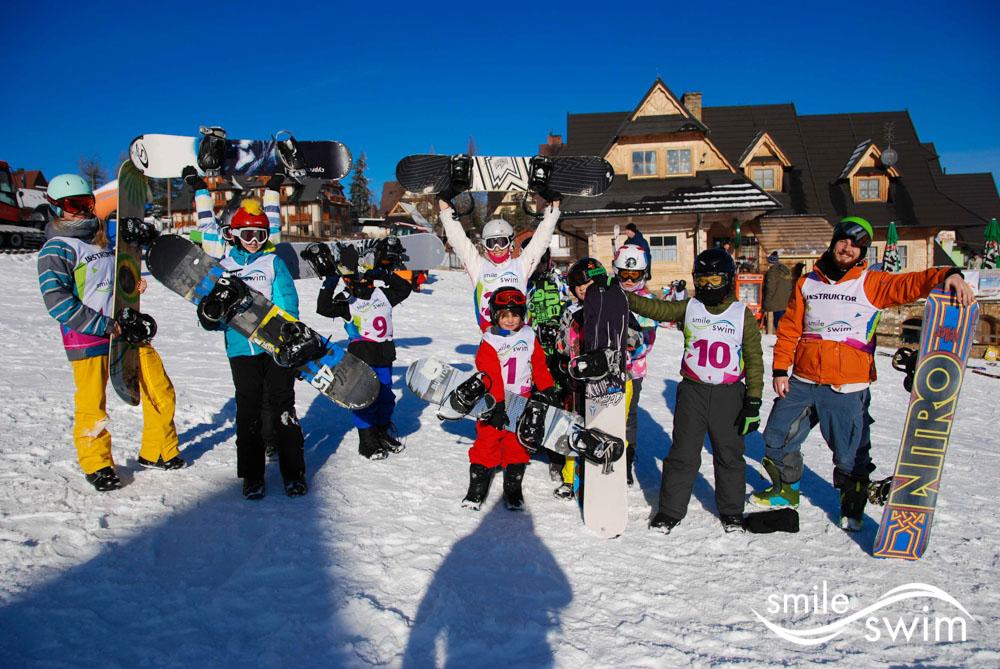 Team snowboardowy