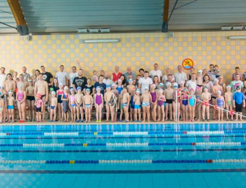 Dziękujemy za wspólny rok nauki pływania – 2018