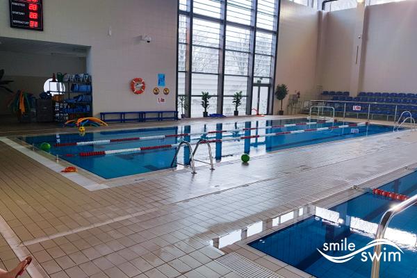 Basen OSiR Mokotów Niegocińska - mały basen