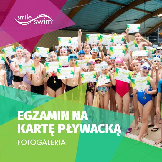 Egzamin na Kartę Pływacką – fotorelacja