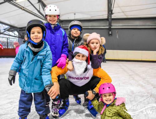 Mikołajkowe łyżwy 2018