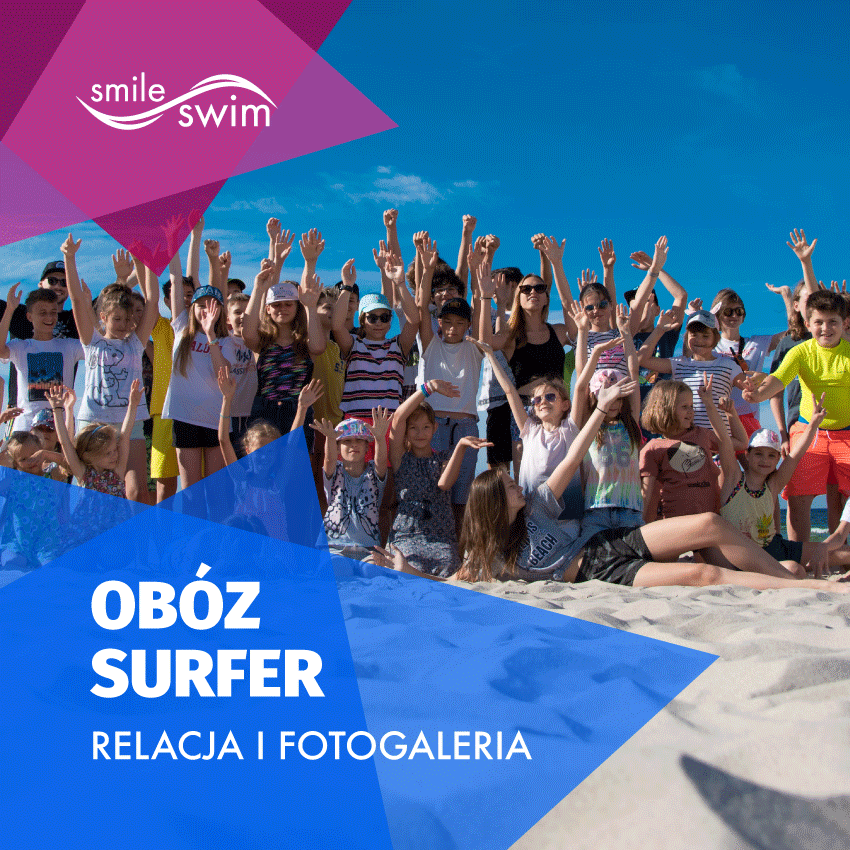 Relacja z obozu Surfer 2019