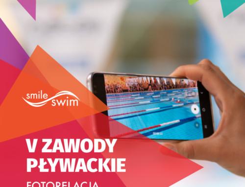 V Zawody Pływackie Smile-Swim
