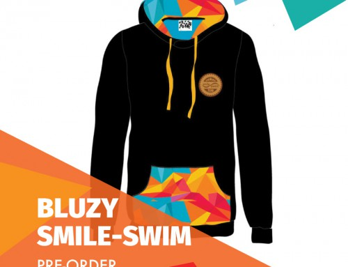 Niepowtarzalna bluza Smile-Swim – teraz Ty możesz ją mieć!
