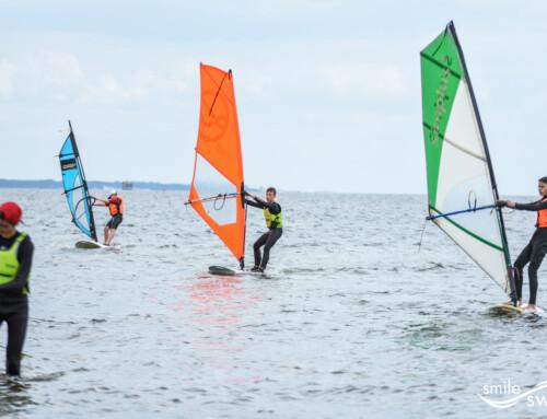 Relacja z obozu Surfer 2020