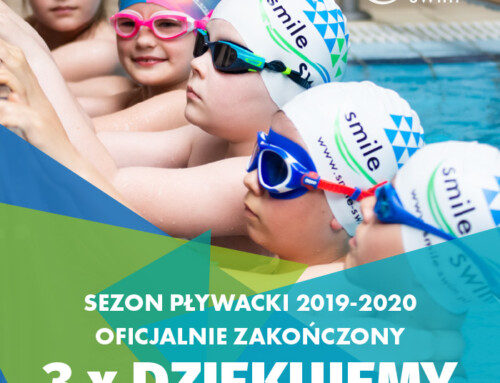 Zamykamy sezon pływacki 2019-2020