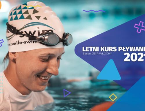 Letni kurs pływania 2021!