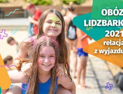 Obóz Lidzbark 2021